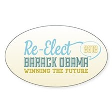 Winning the Future Decal