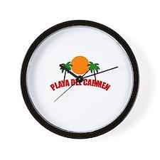 Funny Carmen Wall Clock