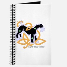 Celtic Kerry Blue Terrier Journal