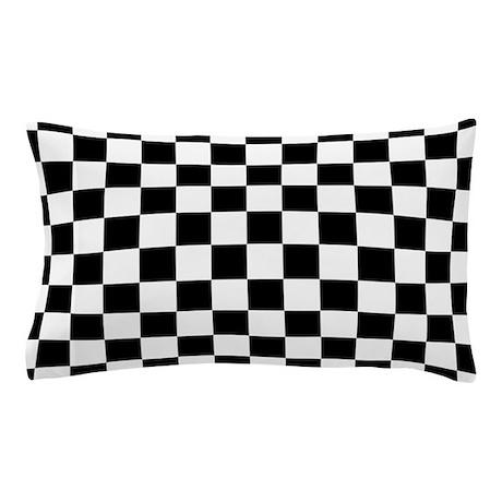 Checkerboard Pillow Case