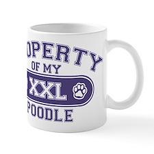Poodle PROPERTY Mug