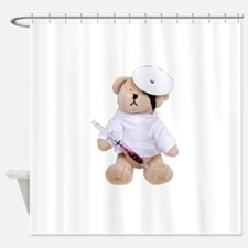 MalePediatricsDoctor100409.png Shower Curtain
