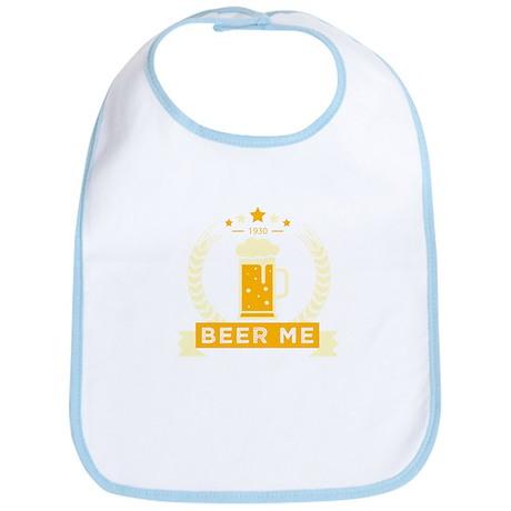 Beer me Baby Bib