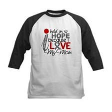 I Hold On To Hope Brain Tumor Tee