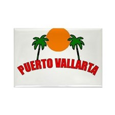 Unique Puerto vallarta Rectangle Magnet