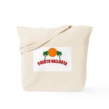 Funny Puerto vallarta Tote Bag