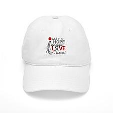 I Hold On To Hope Brain Tumor Hat