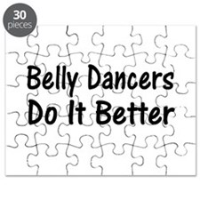 Cool Belly dance Puzzle