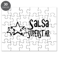 Cute Salsa dancing Puzzle