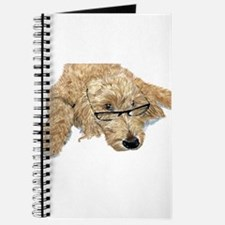 Goldendoodle Stella Journal
