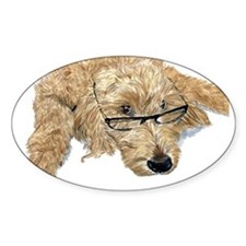 Goldendoodle Decal
