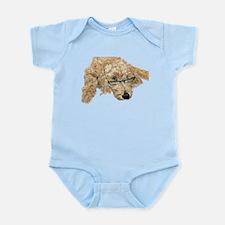 Goldendoodle Stella Infant Bodysuit