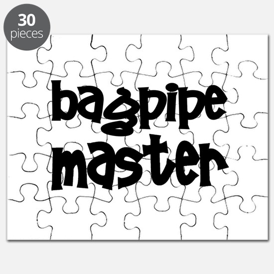 Funny Pipe band Puzzle