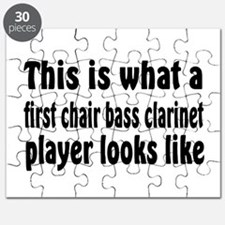 Bass Clarinet Puzzle