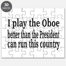 Oboe Puzzle
