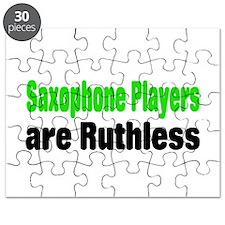 Saxophone Puzzle