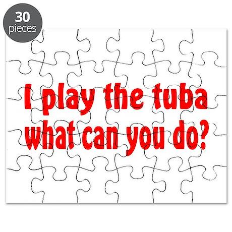 Saxophone Master Puzzle