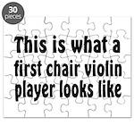 Violin Puzzle