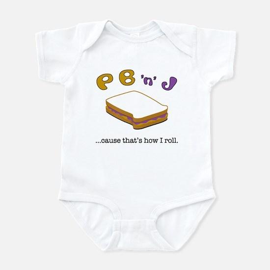 PBJ Infant Creeper