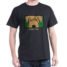 Anime Airedale Terrier T-Shirt