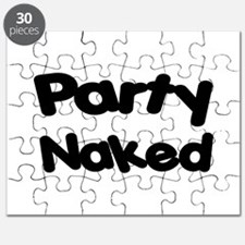 Party Naked Puzzle