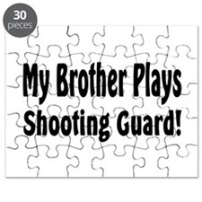 Cool Big brother basketball Puzzle