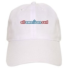 All American Curl Baseball Cap