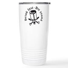 Unique Evolution of drunk Travel Mug
