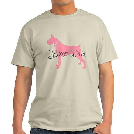 Diamonds Boxer Diva Light T-Shirt