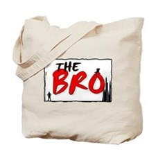 the bro Tote Bag
