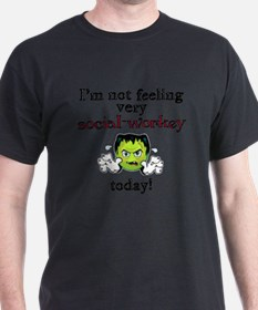 not social-workey T-Shirt