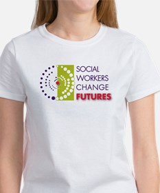Funny Social work month Tee