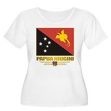 """Papua New Guinea Flag"" T-Shirt"