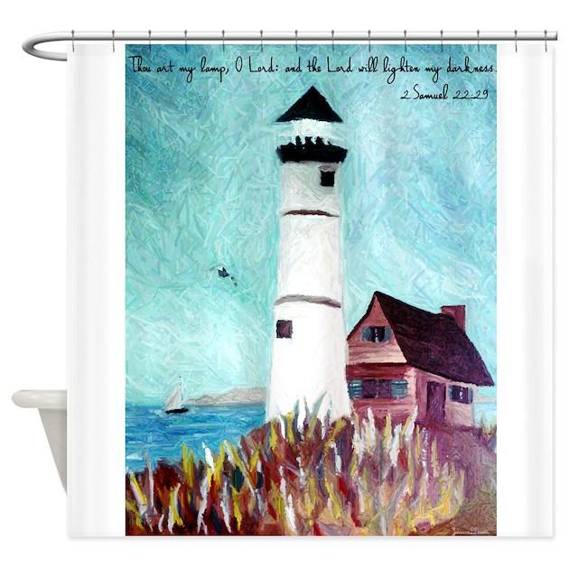 lighthouse kitchen curtains