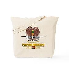 """Papua New Guinea COA"" Tote Bag"