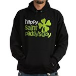 Happy St. Paddy's Day Hoodie (dark)