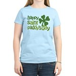 Happy St. Paddy's Day Women's Light T-Shirt