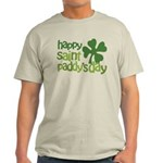 Happy St. Paddy's Day Light T-Shirt