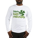 Happy St. Paddy's Day Long Sleeve T-Shirt