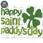 Happy St. Paddy's Day Puzzle