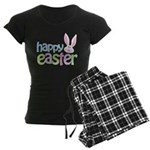 Happy Easter Women's Dark Pajamas