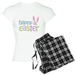 Happy Easter Women's Light Pajamas