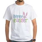 Happy Easter White T-Shirt