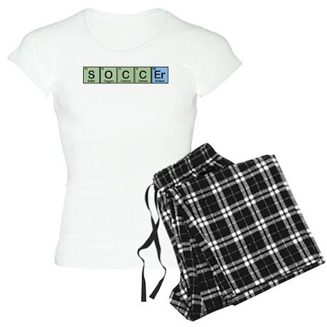 Soccer Elements Women's Light Pajamas