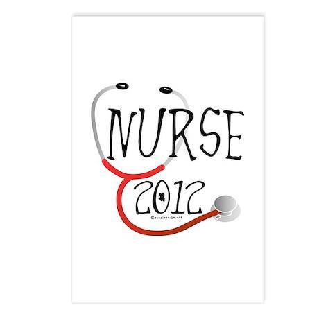 Nurse 2012 Announcement Postcards (Package of 8)