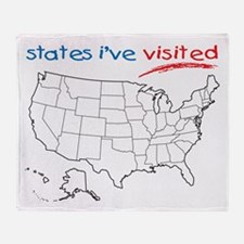United States Map Gifts Merchandise United States Map Gift - Us map of states i ve been to