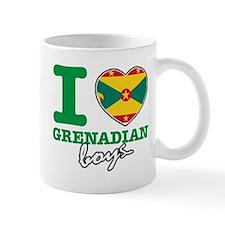 I love Grenadian boys Mug