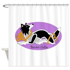 Cute Lamont Shower Curtain