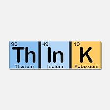 Think Elements Car Magnet 10 x 3