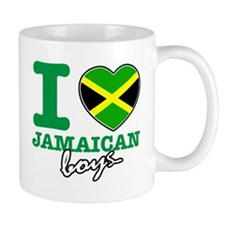 I love Jamaican boys Mug